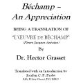 Béchamp – an Appreciation