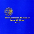 The Collected Papers of Irvin M Korr Volume 2